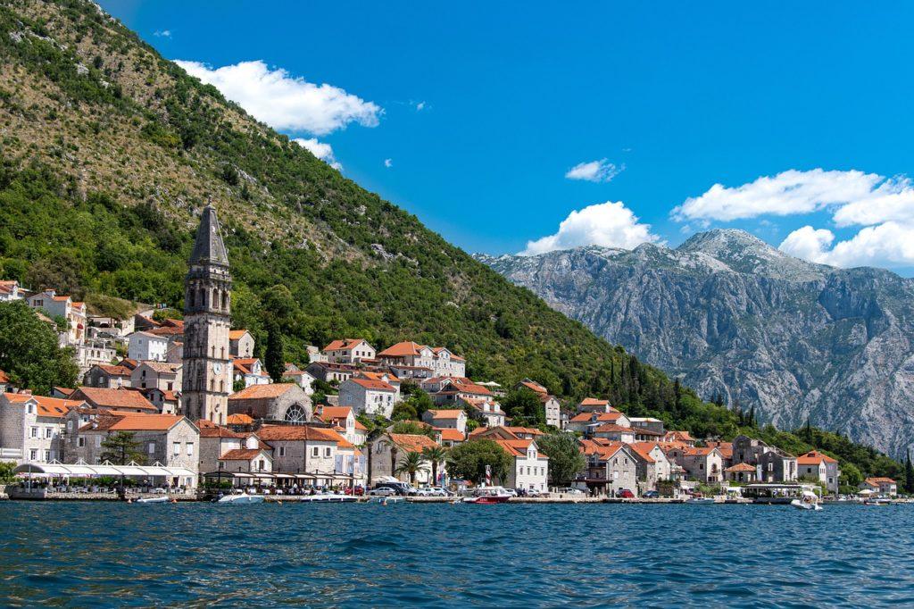 Clark Weeks history of Montenegro - Perast Montenegro